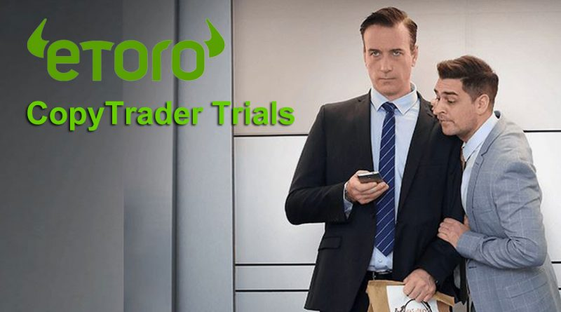 eToro copytrader trials image